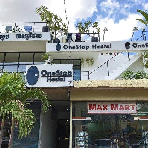 暹粒酒吧街一站式旅馆(One Stop Hostel Siem Reap @ Pub Street)