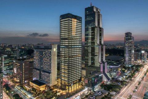 首尔帕那斯洲际大酒店(Grand InterContinental Seoul Parnas)