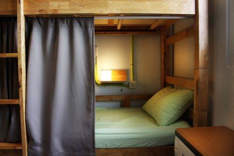 台中踢·生活背包客栈(T-Life Hostel)