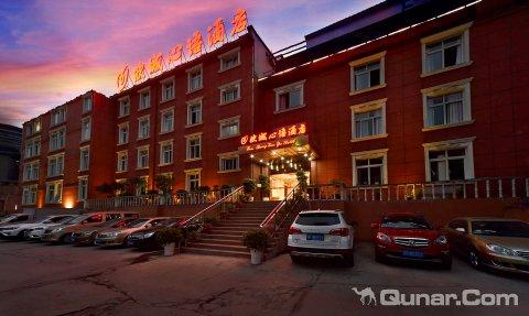 达州欣城心语酒店朝阳店