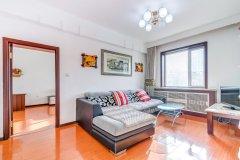 哈尔滨家庭情侣温馨精装两室明厅普通公寓东直路店