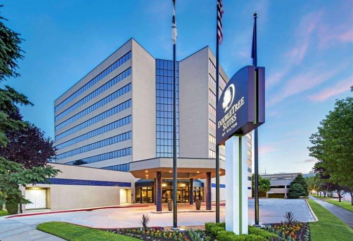 盐湖城希尔顿逸林酒店(Doubletree Suites by Hilton Salt Lake City)