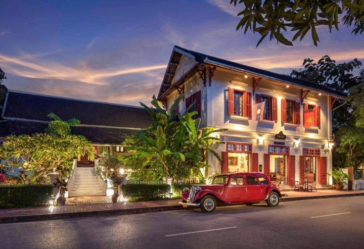三纳迦琅勃拉邦美憬阁索菲特酒店(3 Nagas Luang Prabang - MGallery by Sofitel)