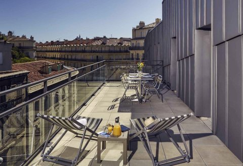 马赛老港阿德吉奥公寓式酒店(Aparthotel Adagio Marseille Vieux Port)