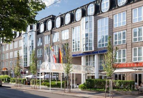 凯撒弗朗茨约瑟夫德拉格生活酒店(Living Hotel Kaiser Franz Joseph by Derag)