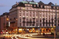 日内瓦伯尔尼纳酒店(Hotel Bernina Geneva)