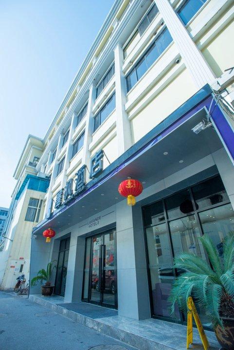 麗枫酒店(武汉黄鹤楼店)