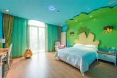 北京顶秀精灵堡童话亲子酒店