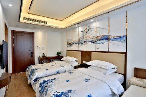 清河酒店(西湖河坊街店)