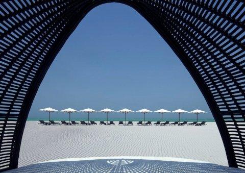 阿布扎比萨迪亚特岛瑞吉度假酒店(The St. Regis Saadiyat Island Resort, Abu Dhabi)