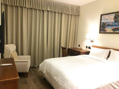 张家口爱滑雪的Emily酒店式公寓