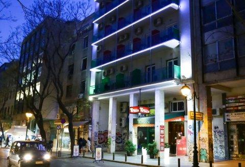 阿塔洛斯酒店(Attalos Hotel)