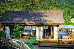 广州增城态林山居度假木屋