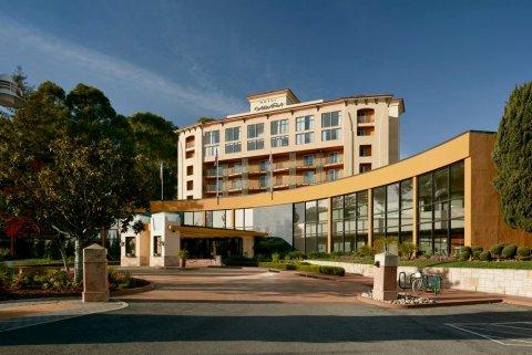 帕洛阿尔托皇冠假日酒店(Crowne Plaza Cabana Hotel)