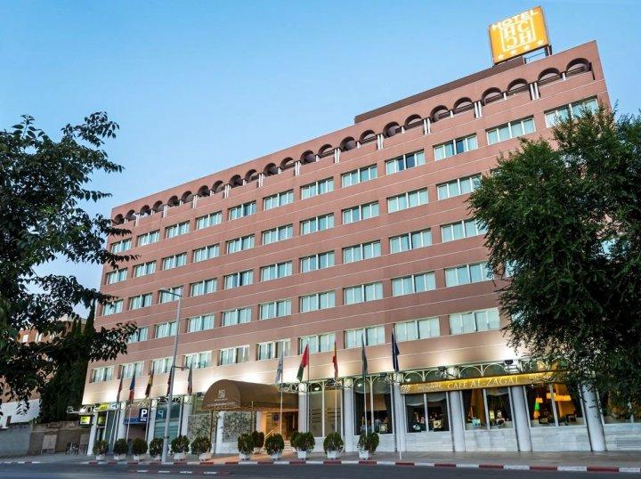 格拉纳达中心酒店(Hotel Granada Center)