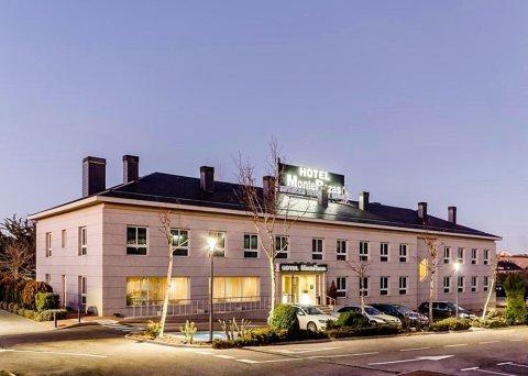 蒙罗萨斯酒店(Hotel Monte Rozas)
