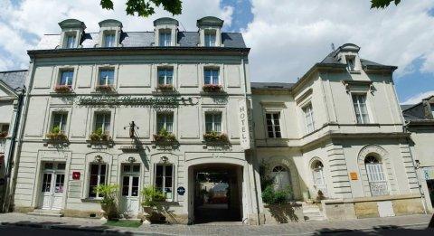普兰塔根尼特斯涛特尔酒店(Citotel Hotel le Plantagenet)