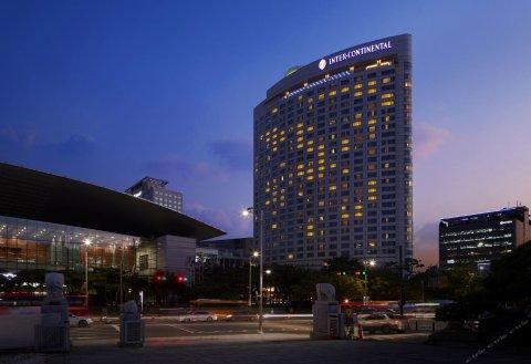首尔世贸中心洲际酒店(InterContinental Seoul COEX)