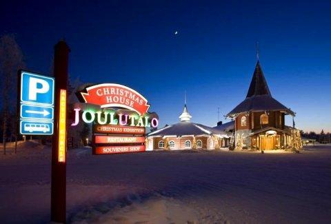 圣诞老人假日度假村(Santa Claus Holiday Village)