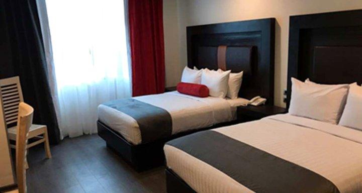 贝斯特韦斯特优质梅特佩套房酒店(Best Western Plus Metepec & Suites)