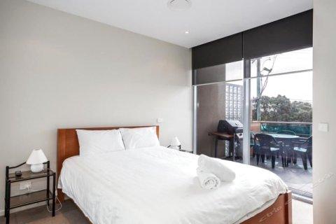 托基二卧室顶楼公寓(Penthouse 2 Bedroom Apartment Torquay)
