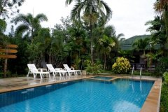 甲米如恩禅别墅(Ruenchan Villa Saithai Krabi)