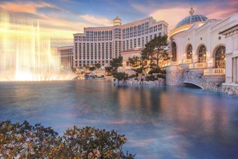 拉斯维加斯百乐宫酒店(Bellagio Hotel & Casino)