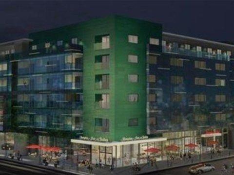 圣莫妮卡欢朋酒店及套房(Hampton Inn & Suites Santa Monica)