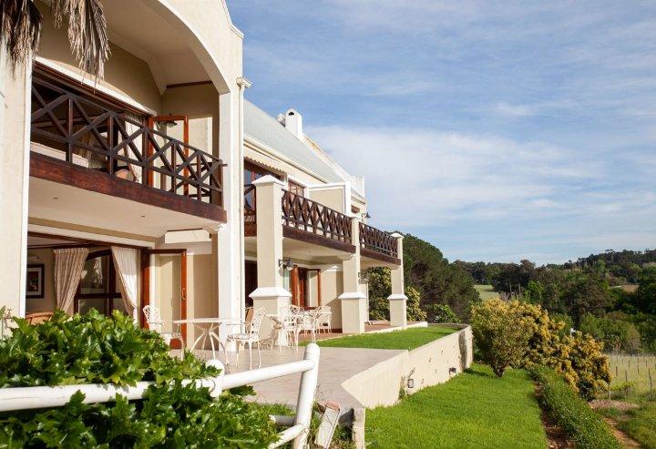 班胡克旅馆(Banhoek Lodge)