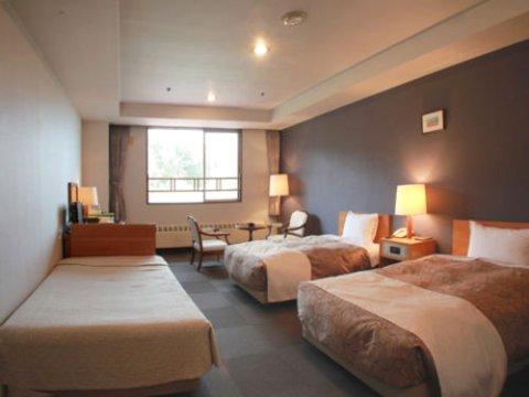 大雪山白金观光酒店(Taisetsuzan Shiroganekankou Hotel)