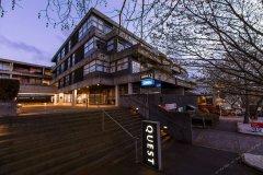 奥克兰奎斯特帕内尔服务公寓(Quest Parnell Serviced Apartments Auckland)