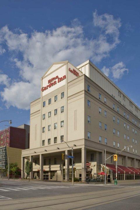 多伦多市中心希尔顿花园酒店(Hilton Garden Inn Toronto City Centre)