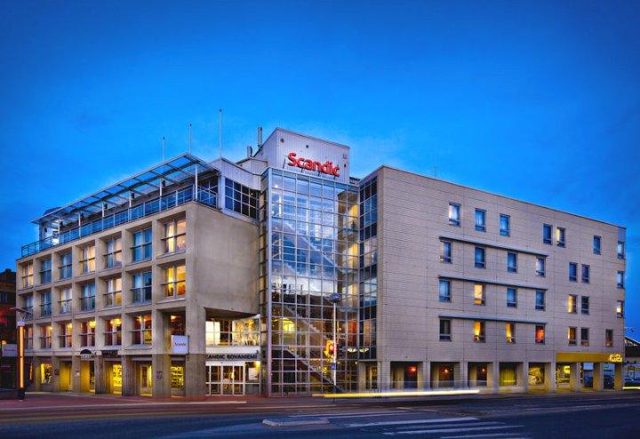 斯堪迪克罗瓦涅米城市酒店(Scandic Rovaniemi City)