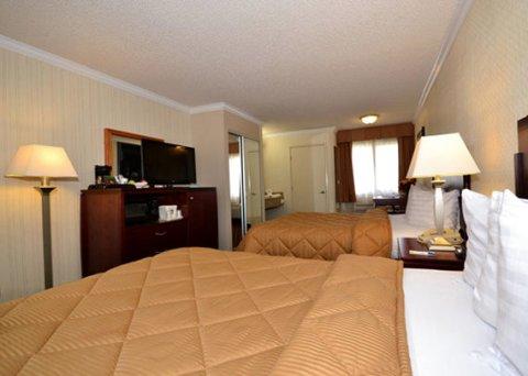 洛杉矶国际机场品质套房酒店(Quality Inn & Suites Los Angeles Airport - LAX)