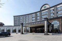 集安香洲花园酒店