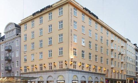 卑尔根布里斯托索恩酒店(Thon Hotel Bristol, Bergen)