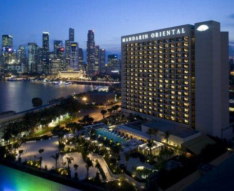 新加坡文华东方酒店(Mandarin Oriental, Singapore)