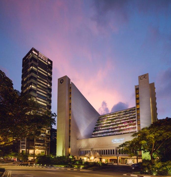 新加坡丽晶酒店(Regent Singapore)