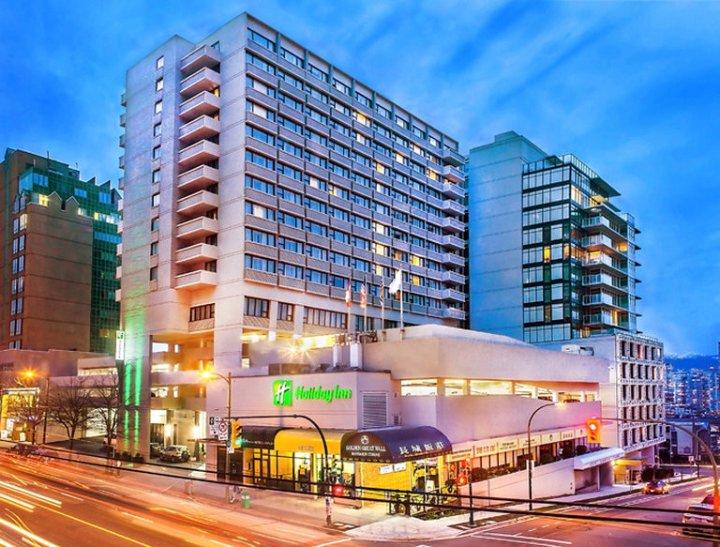 温哥华中心百老汇假日酒店(Holiday Inn Vancouver Centre)
