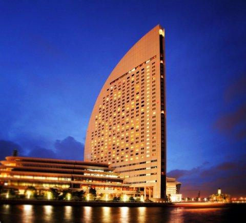 横滨洲际大酒店(InterContinental Yokohama Grand)