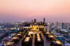 曼谷悦榕庄酒店(Banyan Tree Bangkok)