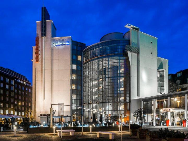 赫尔辛基丽笙蓝标皇家酒店(Radisson Blu Royal Hotel, Helsinki)