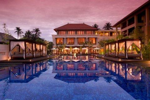 巴厘岛康莱德酒店(Conrad Bali)