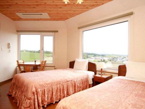 富良野景观膳食公寓酒店(Pension Landscape Furano)