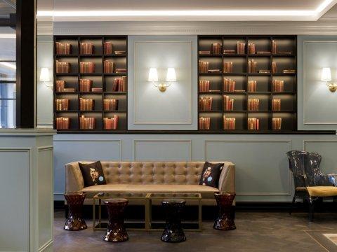 美憬阁日内瓦扶轮索菲特酒店(Hotel Rotary Geneva MGallery by Sofitel)