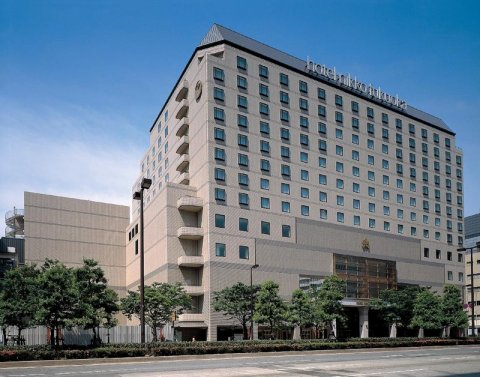 福冈日航酒店(Hotel Nikko Fukuoka)