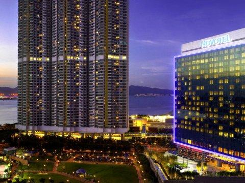 香港诺富特东荟城酒店(Novotel Citygate Hong Kong)