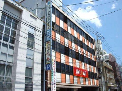別府温泉 格洛丽亚胶囊酒店(Beppu Onsen Capsule Hotel Gloria)