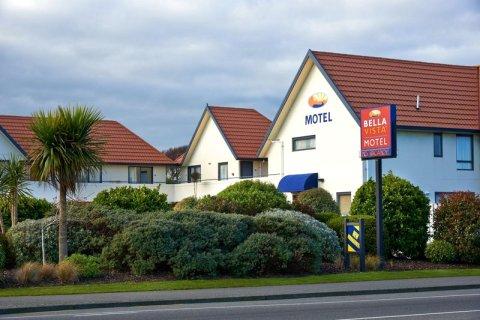 因佛卡吉尔贝拉维斯特汽车旅馆(Bella Vista Motel Invercargill)