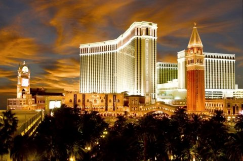 拉斯维加斯威尼斯人度假赌场酒店(The Venetian® Resort Las Vegas)